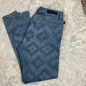 Rock & Republic Tribal Print Jeans 14